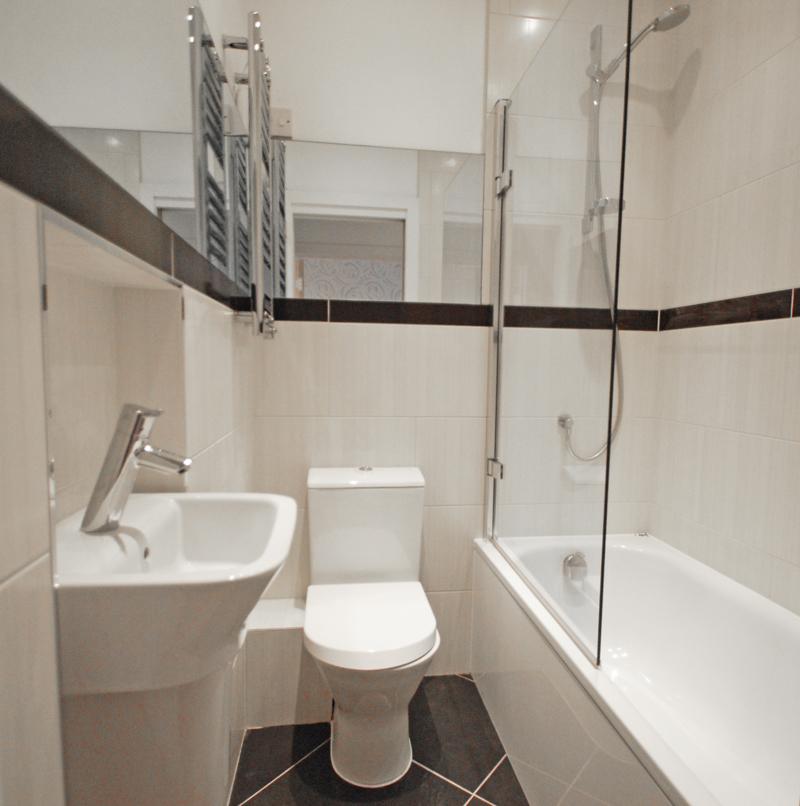 Bathrooms portfolio interior design hertfordshire for Bathroom design portfolio