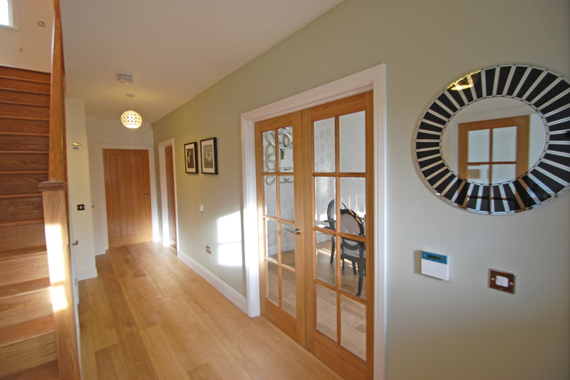 Hall Stairs Landing Portfolio Interior Design Hertfordshire