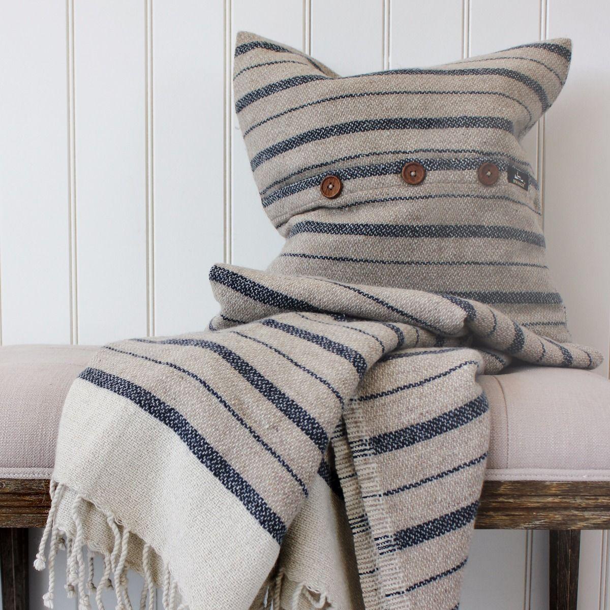 Cushions & Bunting