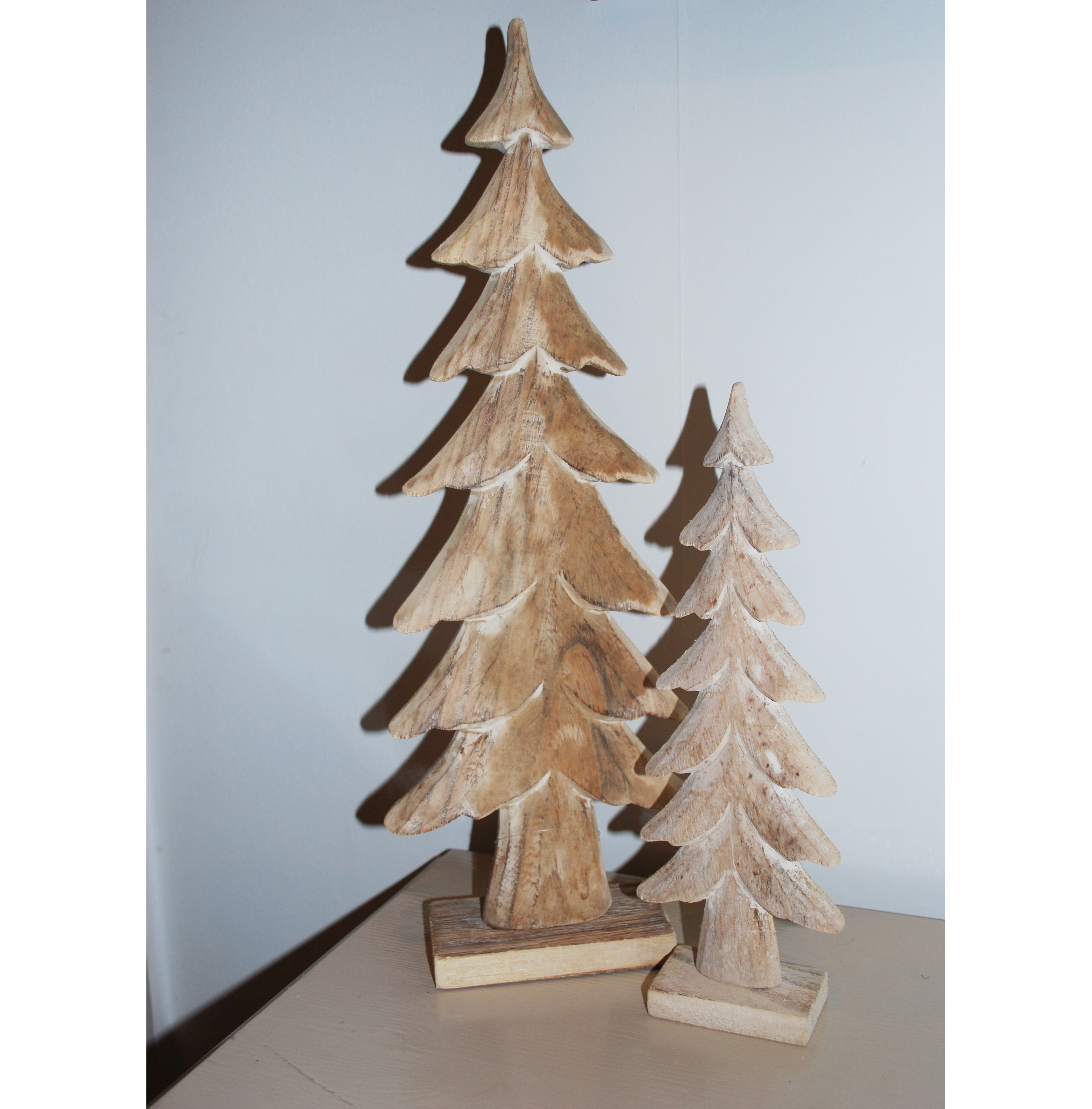 Wooden Christmas Tree Large